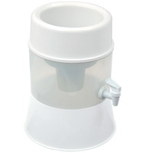 Filtro Água Aplicação Cozinha Branco Modelo Plus 24 cm