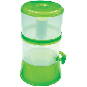 Filtro Água Aplicação Cozinha Verde Modelo Compacto 27,5 cm