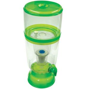 Filtro Água Aplicação Cozinha Verde Modelo The Filter 26 cm