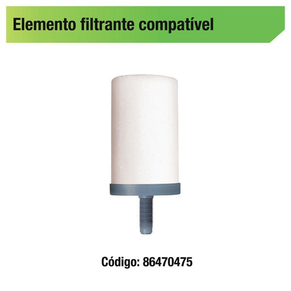Suficiente Filtro de Barro Branco São João Veneza 8L Cerâmica Stéfani | Leroy  NC23