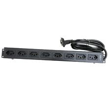 Filtro de Linha Rack 8Tomada(s) 16A Preto Multicraft