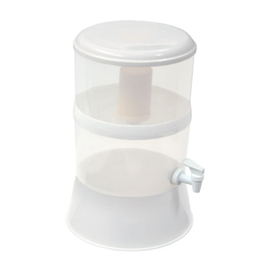 Filtro de Plástico Branco Compacto Sap Filtros