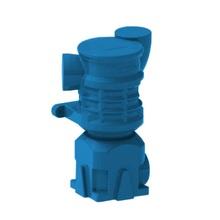 Filtro Pluvi Junior Hydro Azul Zeppini