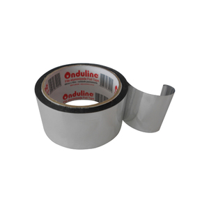Fita Adesiva Aluminizada Onduline Foil Tape para Fixação do Onduline Termofoil