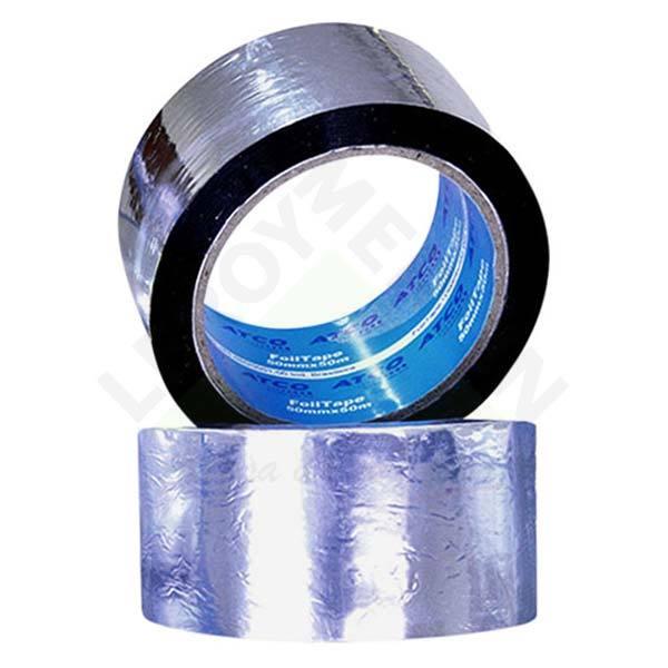 Fita adesiva para isolante t rmico 50mmx50m atco leroy for Isolante termico bricoman