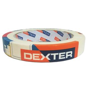 Fita Crepe Branca 19mm x 50m Dexter