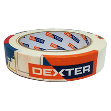 Fita Crepe Branca 25mm x 50m Dexter