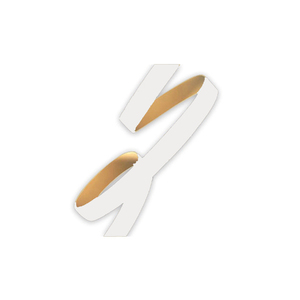 Fita de Borda Revestido Branca 2,20x180cm Gmad