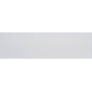 Fita de Borda Revestido Branco Neve 3,5cm JR Madeiras