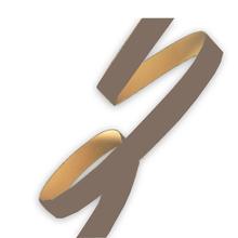 Fita de Borda Revestido Cioccolato 2x220cm Leo Madeiras