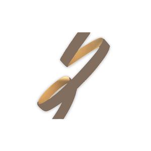 Fita de Borda Revestido Noce Amendoa 2,20x180cm Gmad