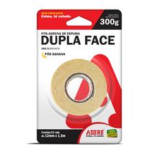 Fita Dupla Face Espuma 12mm x 15mm Adere
