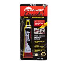 Fita Isolante Liquida 50Gramas Preto Quimatic Tapmatic