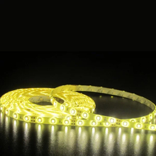 Fita LED Luz Amarela 5m IP 65 Luminatti 220V