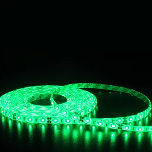 Fita LED Luz Verde 5m IP 20 Luminatti 12V