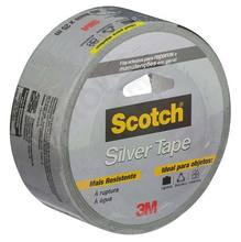 Fita Multiuso Silver Tape 45mm x 25m 3M