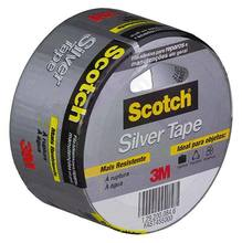 Fita Multiuso Silver Tape 45mm x 5m 3M