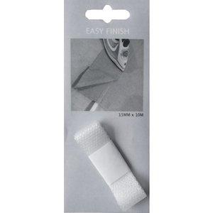 Fita termocolante branca 15mm x 10m