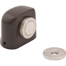 Fixador Para Portas Magnético Alumínio Niquelado Marrom PP600 Vonder