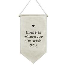 Flâmula Home Is 30x47