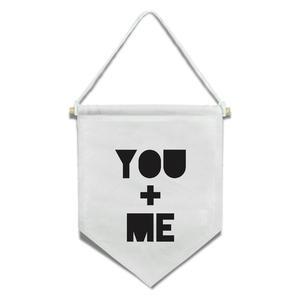Flâmula You Me 33x30cm