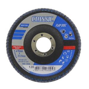 Flap Disc Classic 115 X 22 Grão 120 - Norton