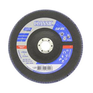 Flap Disc Classic 180 X 22 Grão 120 - Norton
