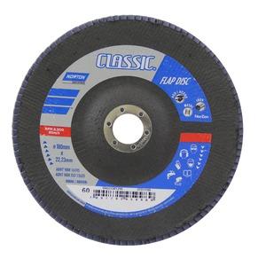 Flap Disc Classic 180 X 22 Grão 60 - Norton