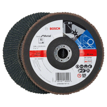 Flap Disc Curvo Best for Metal 180mm Grão 40 Bosch