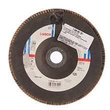 Flap Disco Diâmetro 7 Polegadas Grana 120 2608607321 Bosch