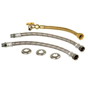 Flexível Para aquecedor de água a gás Jackwal