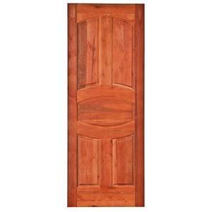 Folha de Porta de Madeira Cedro Ambos os Lados 2,1x0,82m Impel