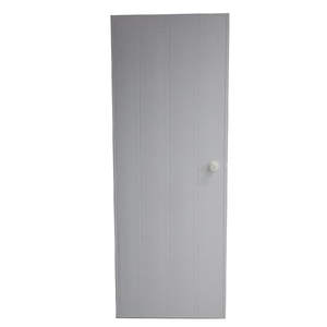 Folha de Porta de Giro Decorada de PVC 2,10x0,60m Real PVC