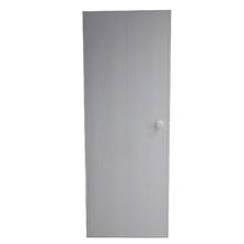 Folha de Porta de Giro Decorada de PVC 2,10x1,00m Real PVC
