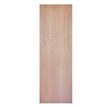 Folha de Porta de Giro Lisa Madeira Curupixá Ambos os Lados 2,10X0,60m Art Lâminas