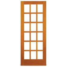 Folha de Porta de Madeira Cedro 2,10x0,82m Galon