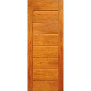 Folha de Porta Maciça Angelim 367 210x82 Galon