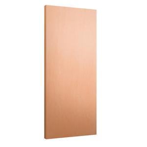 Folha de Porta Sólida Curupixá 2,10x0,62m JB Paes