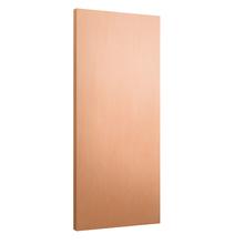 Folha de Porta Sólida Curupixá 2,10x0,72m JB Paes