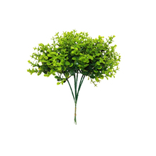 Folhagem para Jardim Vertical Verde Pendente 40cm