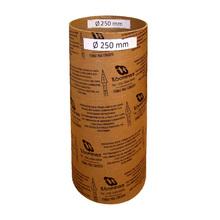 Fôrmas de Papelão 250mmx3m Tubominas