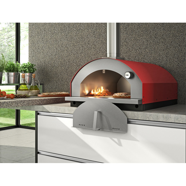 Forno de pizza gourmet 600in 70x42 8cm met vila leroy merlin for Forno leroy merlin