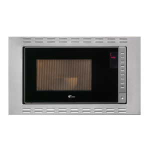 Forno micro ondas embutir 24l 220v inox fit line new for Forno leroy merlin