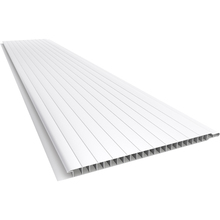 Forro Plus Frisado Rígido de PVC 6,00x0,20m Real PVC
