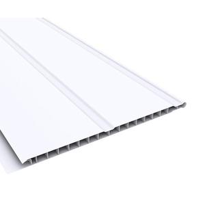 Forro Rígido de PVC 20x600cm Confibra