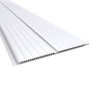 Forro Rígido de PVC 800x20cm Real PVC
