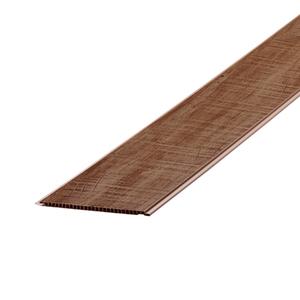 Forro Rígido de PVC Castanho 6m Araforros