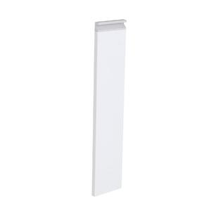 Frente Porta Tempero Branco 69,7x14,7x1,8cm Grenoble Delinia
