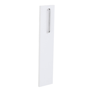Frente Porta Tempero Cristal Branco 69,7x14,7x1,8cm Nice Delinia