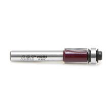 Fresa Copiadora Reta Paralela com rolamento 9,5mm para Tupia Manual Amana Tool